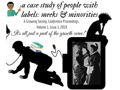 A Case Study of People with Labels: Meeks and Minorities Image