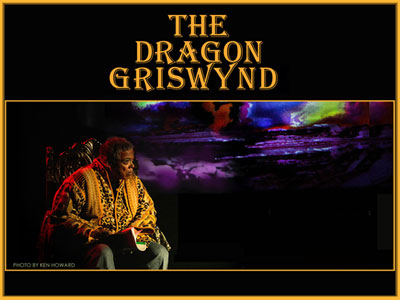 THE DRAGON GRISWYND Image